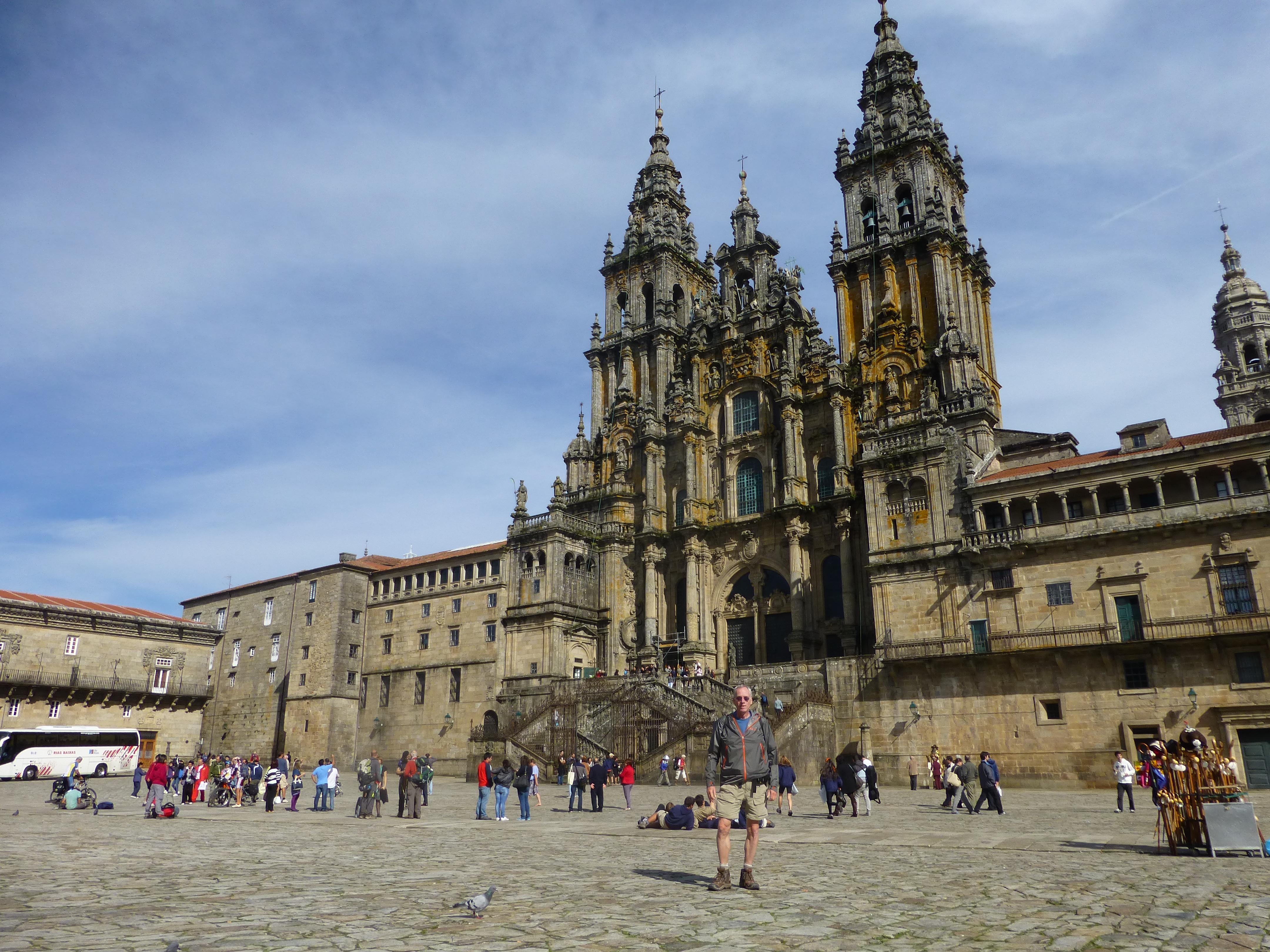 Day 29 – Santiago de Compostela (3.6 mi / 6 km ...